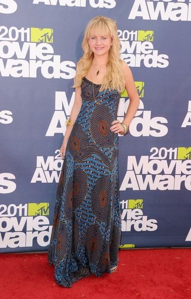 Брит Робъртсън на MTV Movie Awards 2011  Brittmtv1