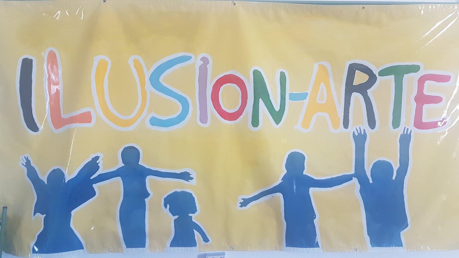 """El CRA Gloria Fuertes en el proyecto """"Ilusion-arte"""""""