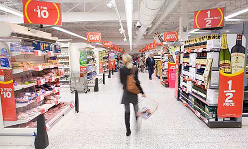 PLEASE CAN YOU HELP ME FIND SOME MORE FACTS ABOUT THE SAINSBURYS SUPERMARKET!?