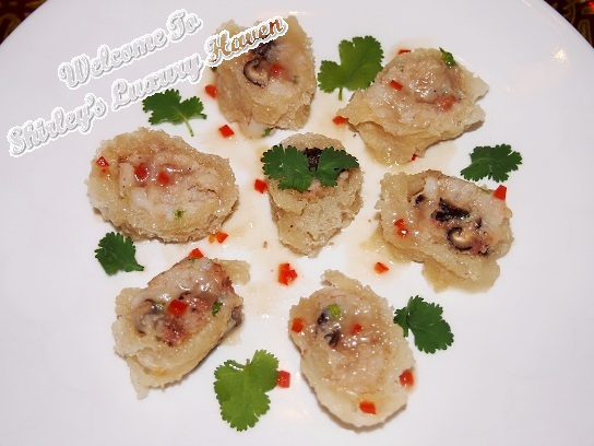 healthy fish maw recipe