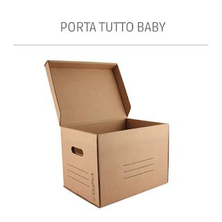 tutto in ordine con le scatole porta tutto di semprepronte