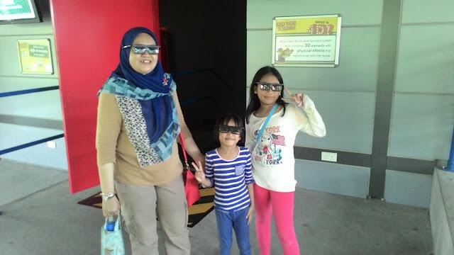legoland malaysia nusajaya johor filem 4d