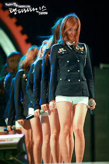 Im Yoona Korean Cute Girl Singer Beautiful Uniform Photo 2