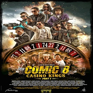 Nonton streaming atau download film Comic 8 : Casino Kings - Part 1 ...