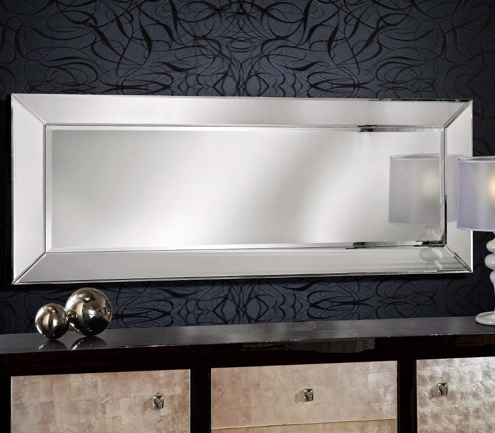 Espejos para salon comedor en este aparador del roma hay for Espejos biselados para comedor