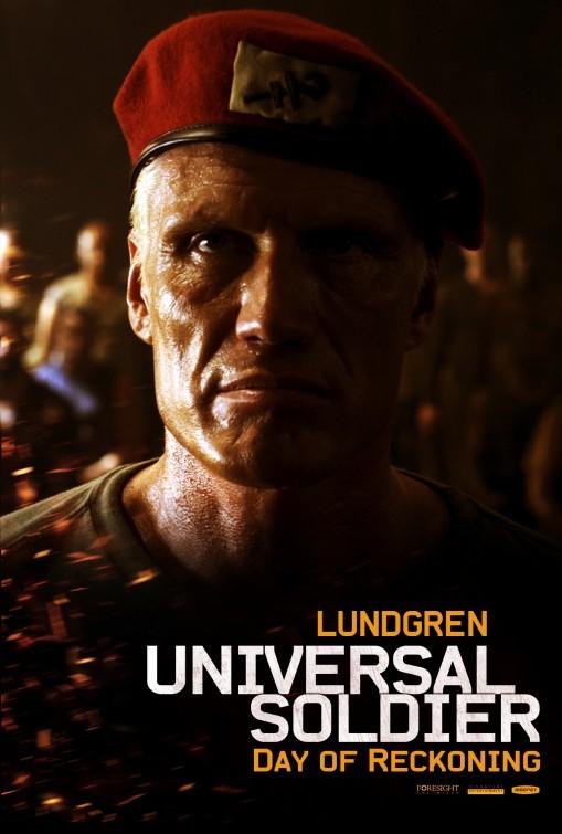 Soldado Universal 4 Juízo Final  Dublado