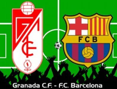 InfoDeportiva - Informacion al instante. GRANADA VS FC BARCELONA