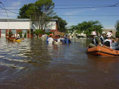 Inundaciones Colombia