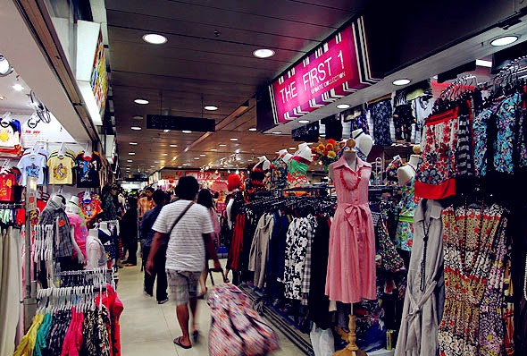 Grosir Fashion Import Surabaya
