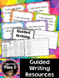 https://www.teacherspayteachers.com/Product/Guided-Writing-2202497