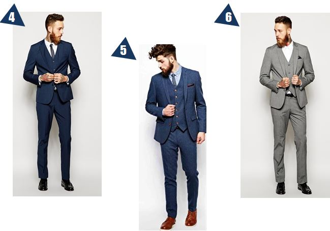 Wedding Party Apparel Part 2: Finding Affordable Suits | Mac