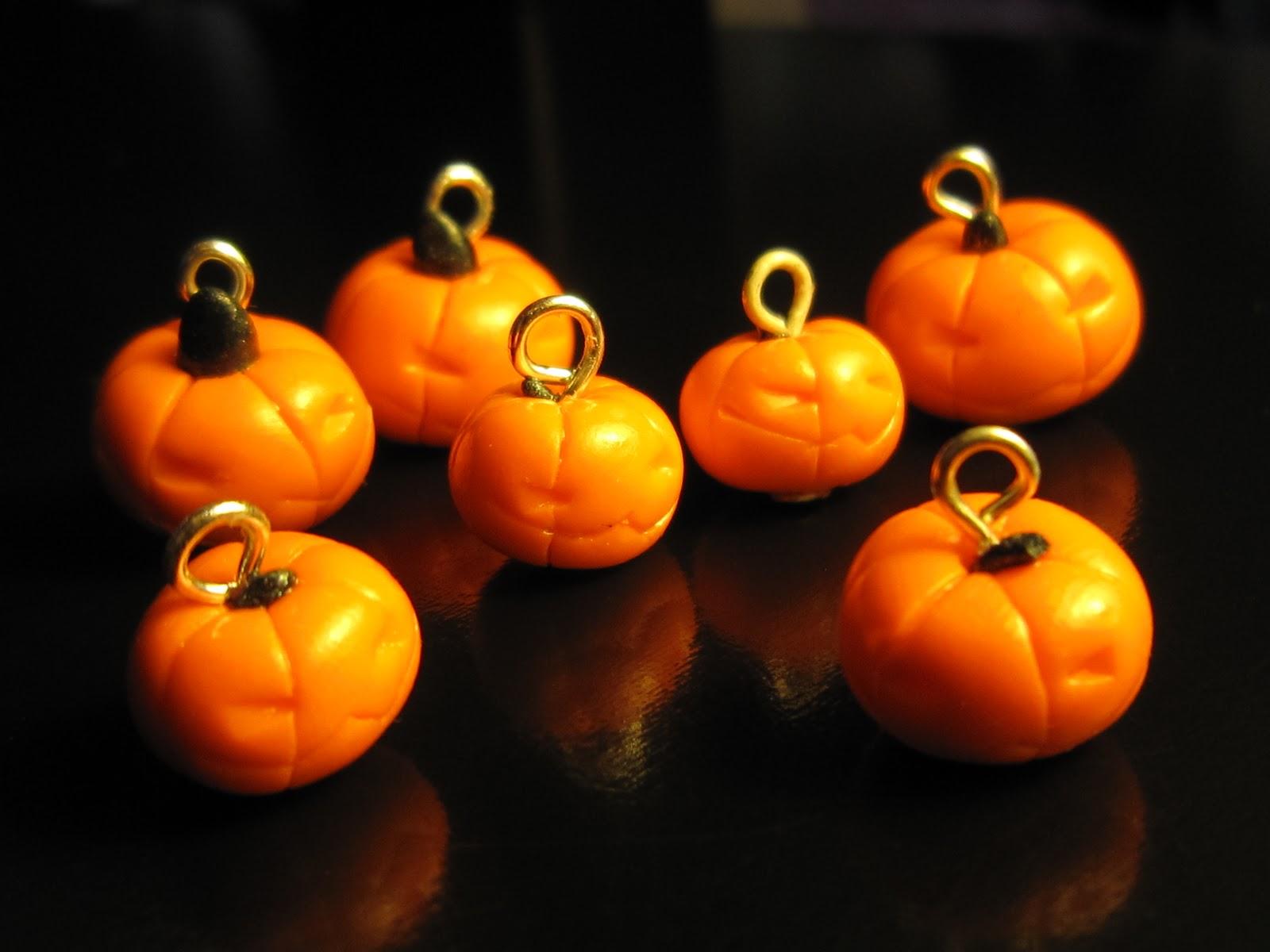 Pioupiou citrouilles d 39 halloween - Tete de citrouille ...