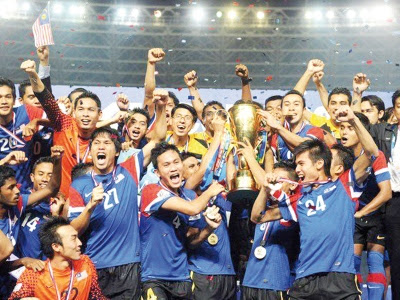 Jadual Pusingan Akhir Piala Aff Suzuki Cup 2012
