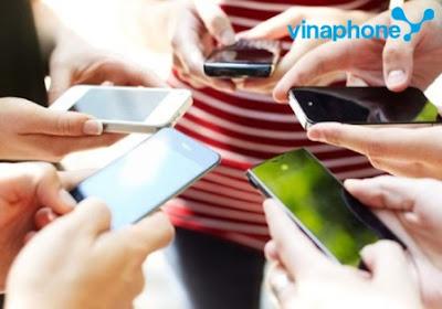 Cách đăng ký gói MAXDB Vinaphone 25,000đ 2GB data