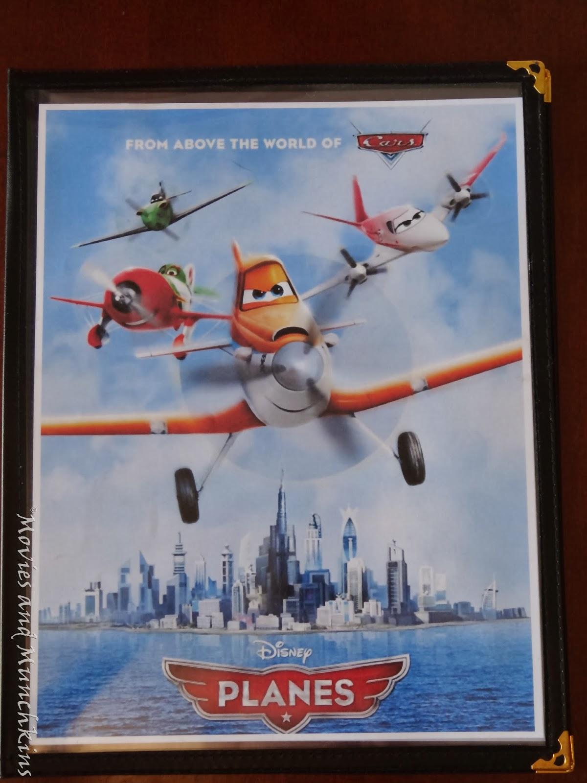 Movies & Munchkins: Planes Movie Night Planes Movie Poster