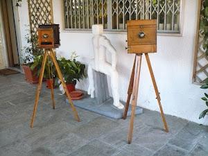 fotocamere da studio e da campagna