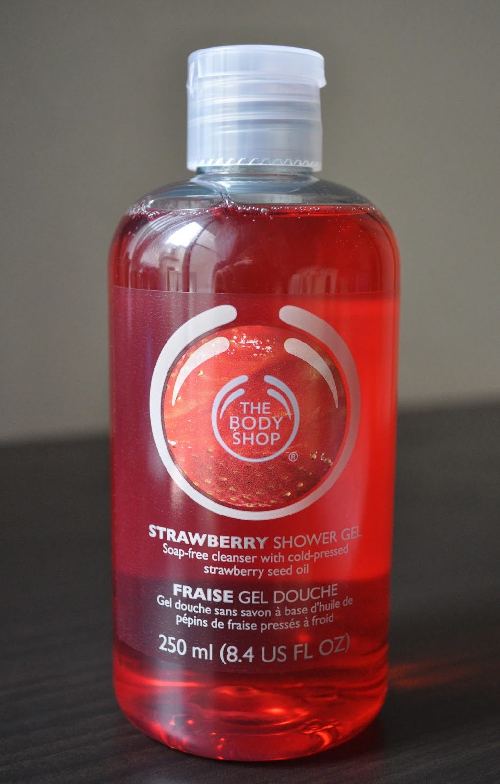 So Lonely in Gorgeous: Strawberry Summer Showers...The Body Shop ...