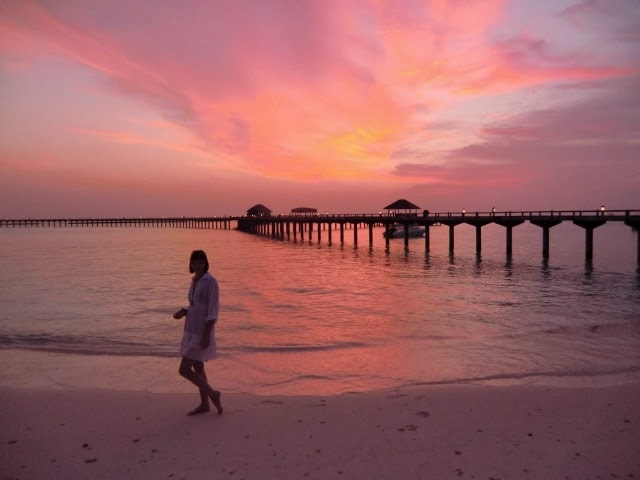 На-Мальдивах