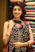 Pranitha glamorous photos at VRK Silks-thumbnail-9