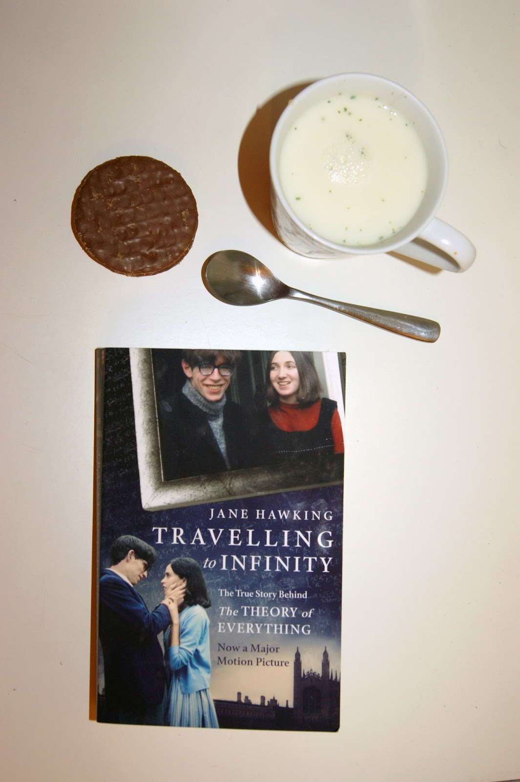 BOOKS: TRAVELLING TO INFINITY: MY LIFE WITH STEPHEN