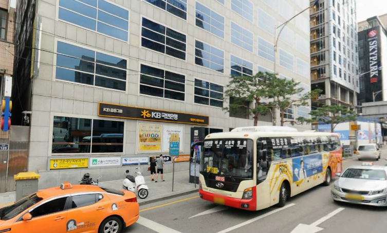 how to get to myeongdong from incheon airport