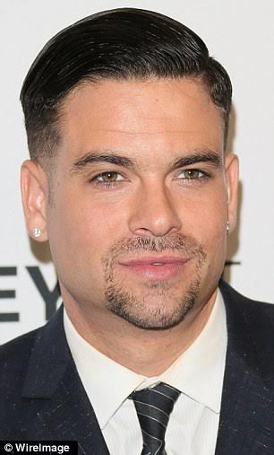 Glee Star Mark Salling Arrested For Child Pornography Following Tip-off From His Ex-girlfriend