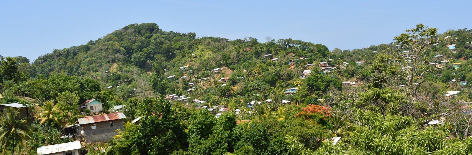 Las Colonias, Sandy Bay
