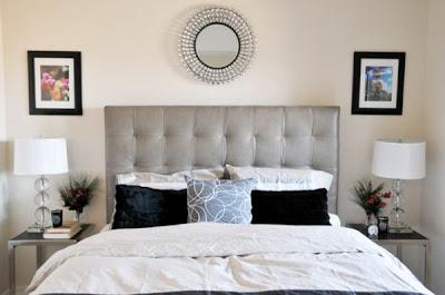 habitación matrimonial plata