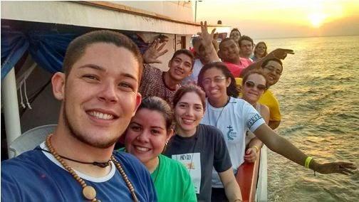 Jovens já estão na Amazônia para missões