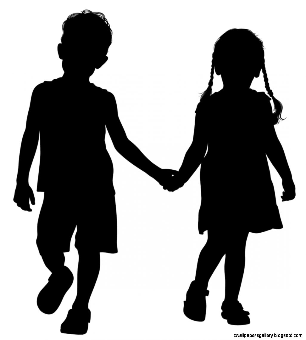 Helping Hands Clip Art Black and White