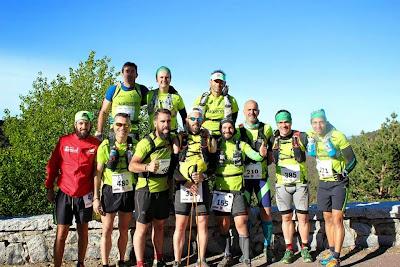 Alalpardo Running Team Cross 3 Refugios