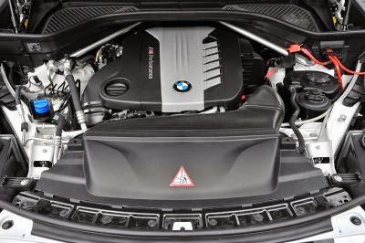 Noul BMW X5 M50d