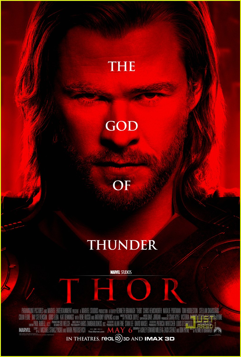 Thor Movie Review ~ Game BLARG
