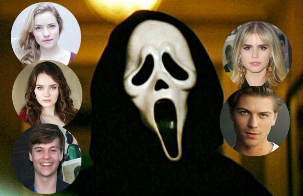 Reparto completo y director para 'SCREAM: LA SERIE'