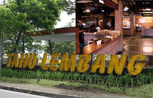 Tahu Susu Lembang, Kuliner Khas Bandung