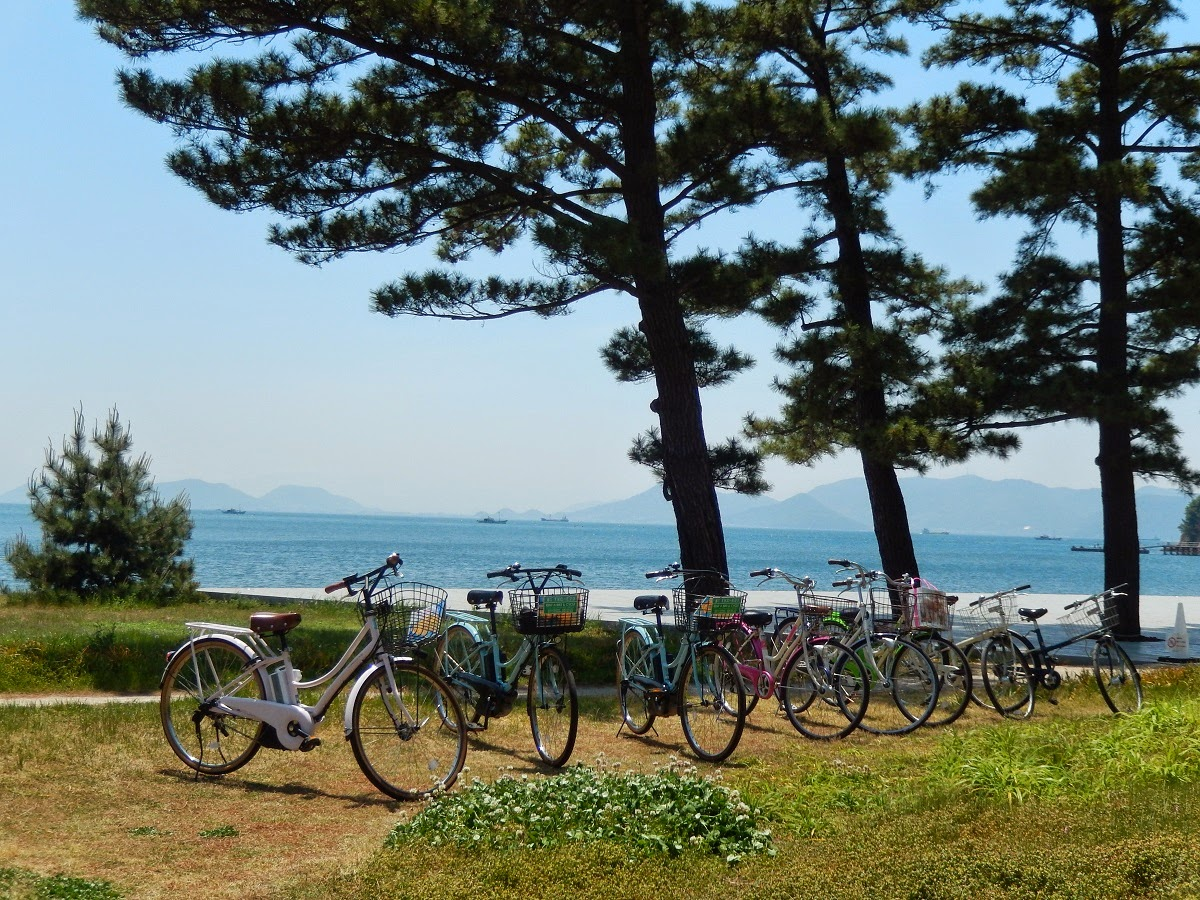 japan in july    et autres saisons  naoshima   just a