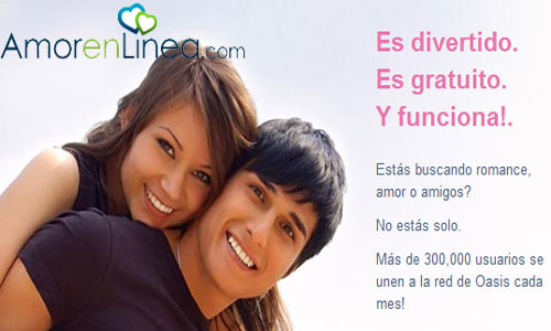 amor en linea dating Amolatinacom offers the finest in latin dating meet over 13000 latin members from colombia, mexico, costa-rica, brazil and more for dating and romance.