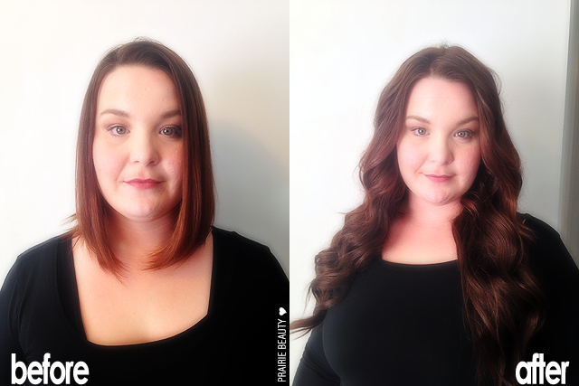 Review irresistible me royal remy hair extensions prairie beauty i was able to really get a good handle on how to clip them in and blend my shorter hair and i think i did a pretty decent job for a beginner pmusecretfo Choice Image