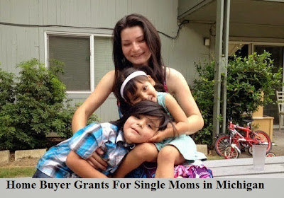 Home_Buyer_Grants_For_Single_Moms_in_Michigan