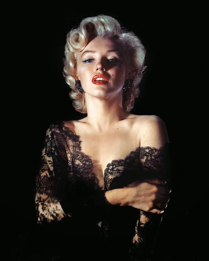 12 gorgeous marilyn monroe photos show icon as you 39 ve - Tableau marilyn monroe ...