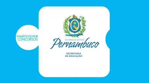 Concurso SEDUC - PE 2015-2016
