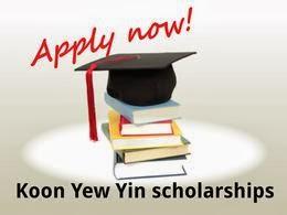 Koon Yew Yin Scholarship
