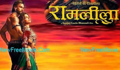 Ram Leela (2013) Hindi Movie ScamRip 700mb
