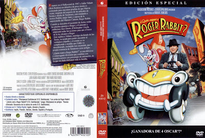 ¿Quién engañó a Roger Rabbit?  | 1988 | Who Framed Roger Rabbit