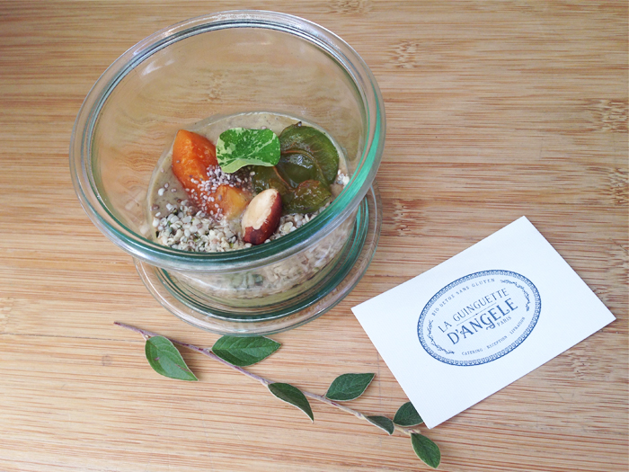 La guinguette d'Angèle - Paris bio et sans gluten