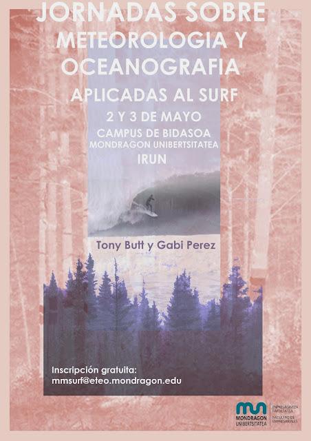 Jornadas Sobre Meteorologia Y Oceanografia Aplicadas Al Surf