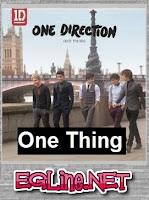اغنية One Thing
