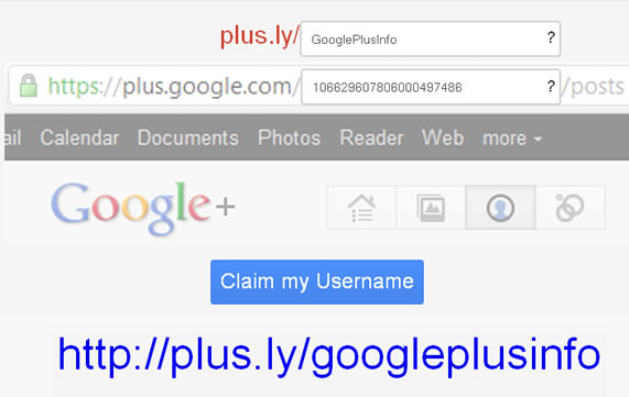 10 Sites to Create Shortened Google Plus Profile URL: plus.ly