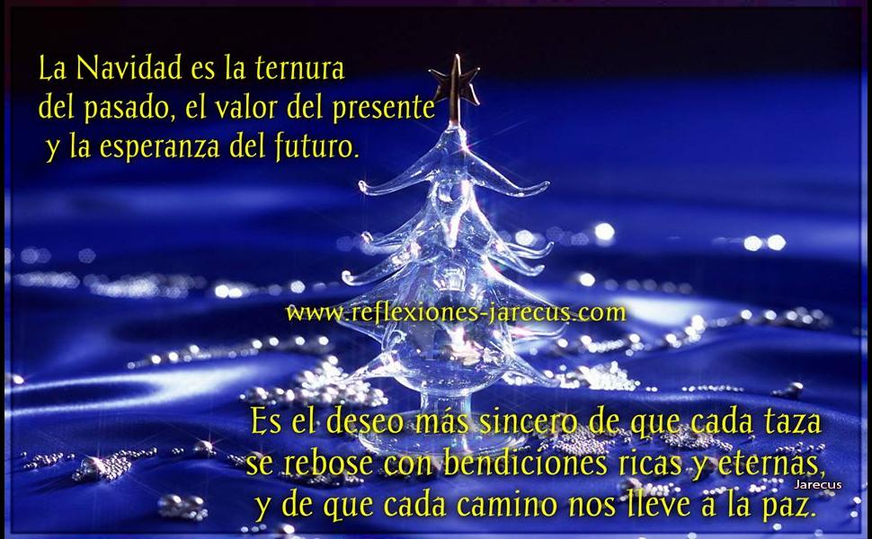 Reflexiones de navidad, Feliz navidad,