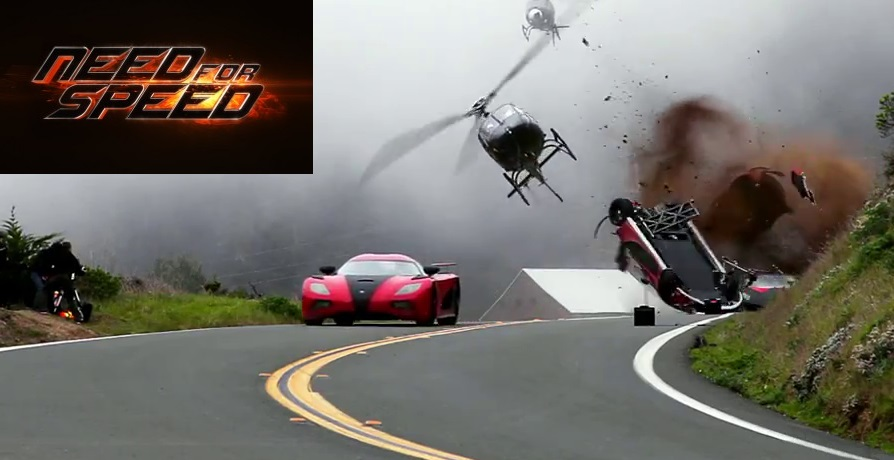 Need for Speed Movie Film (2014) Sinopsis